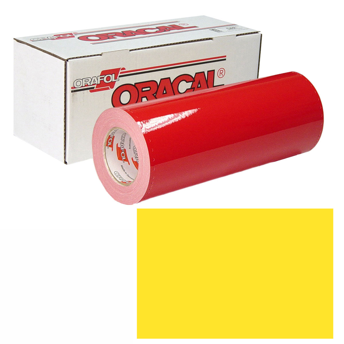 ORACAL 951 15In X 50Yd 020 Golden Yellow