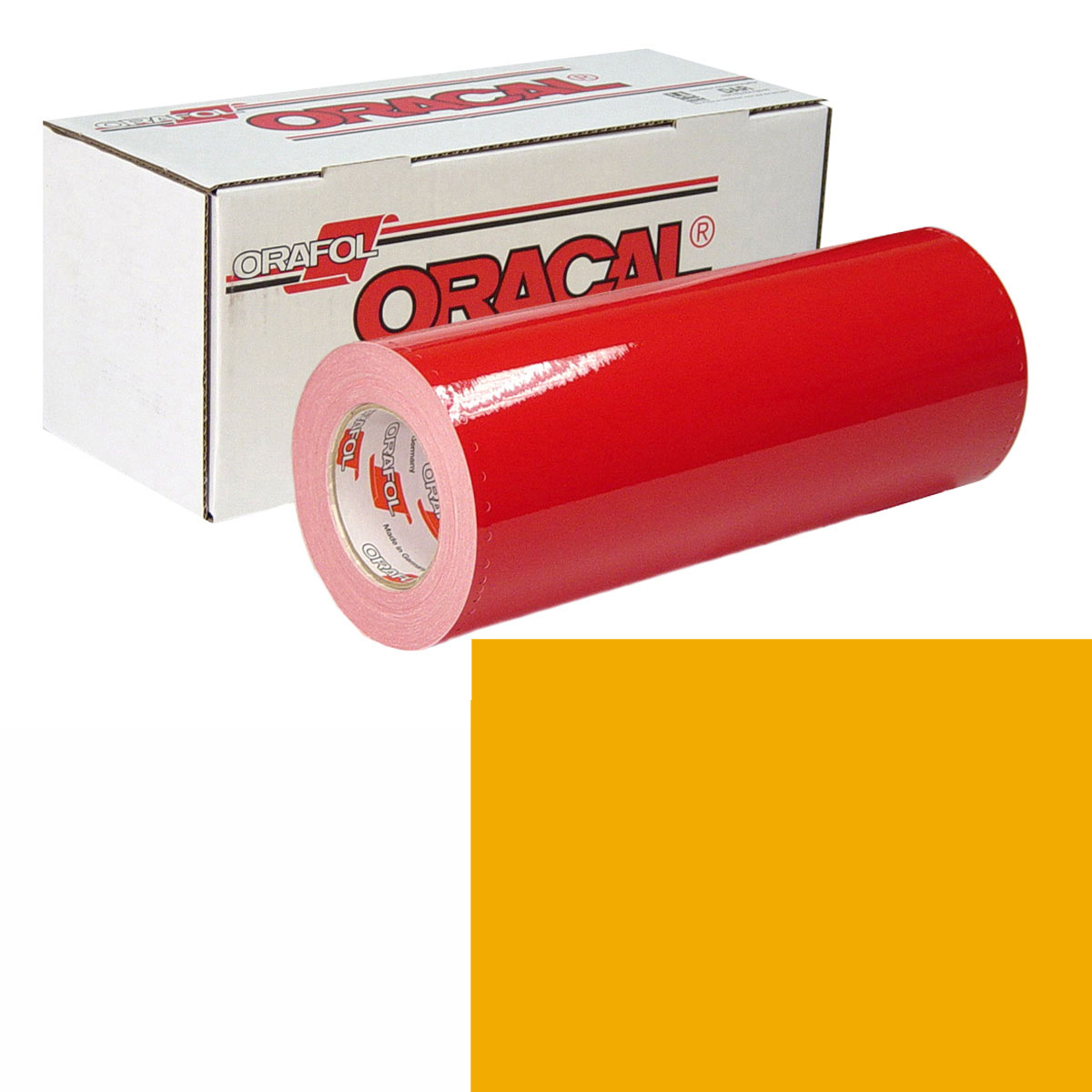 ORACAL 951 15In X 50Yd 204 Melon Yellow