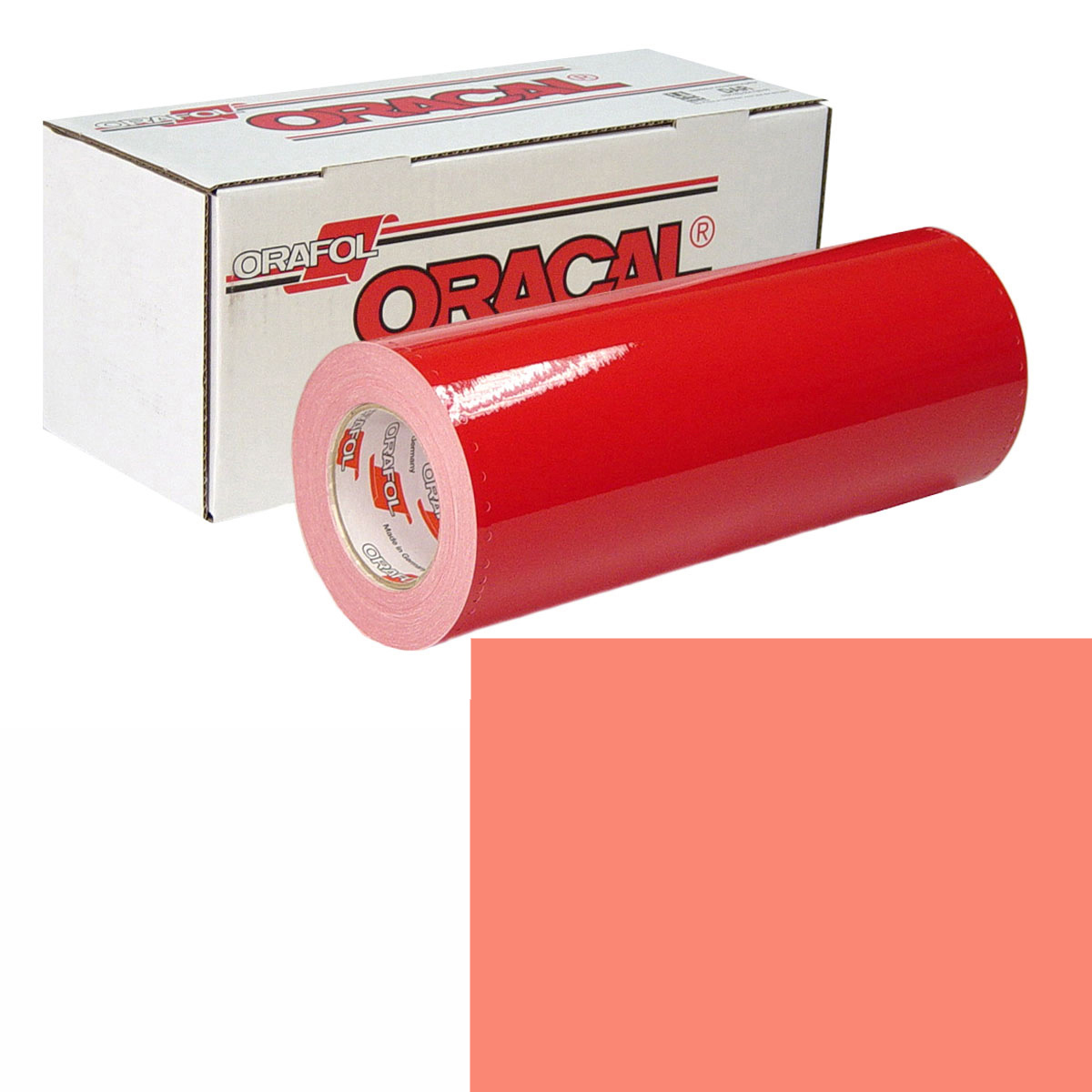 ORACAL 951 15in X 50yd 341 Coral