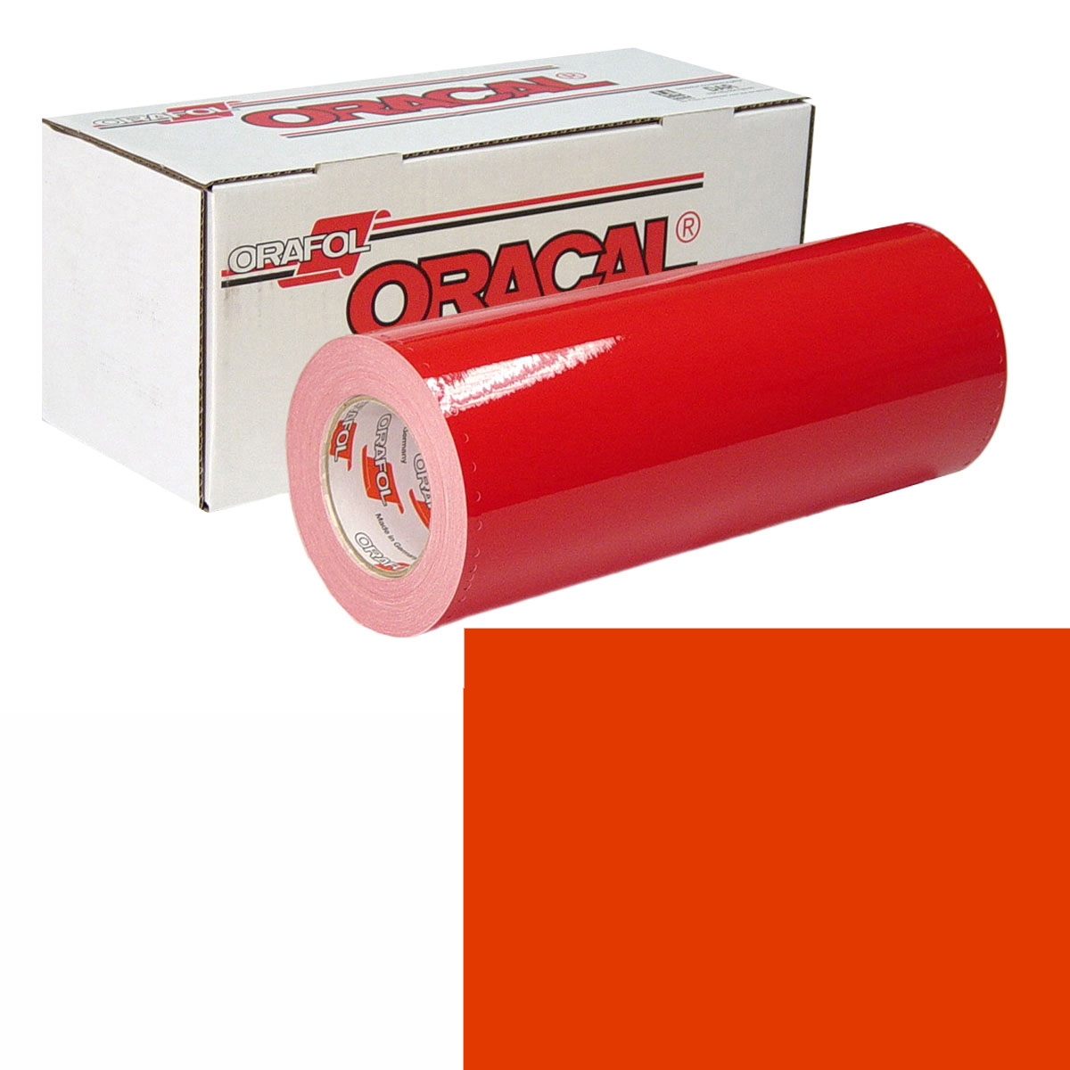 ORACAL 951 15In X 50Yd 335 Mars Red