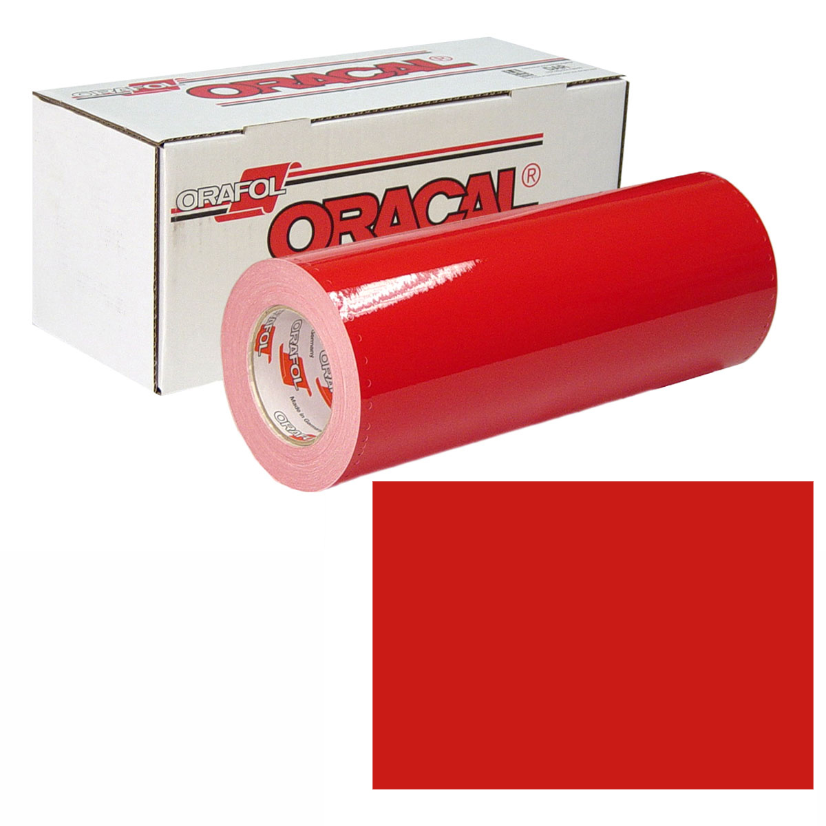 ORACAL 951 15In X 50Yd 324 Blood Red