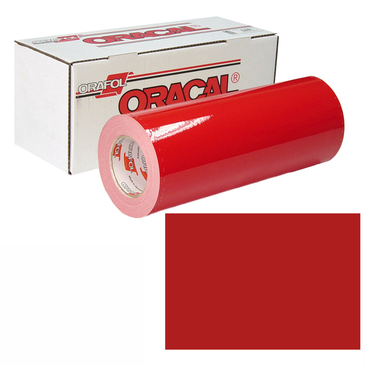 ORACAL 951 15In X 50Yd 031 Red