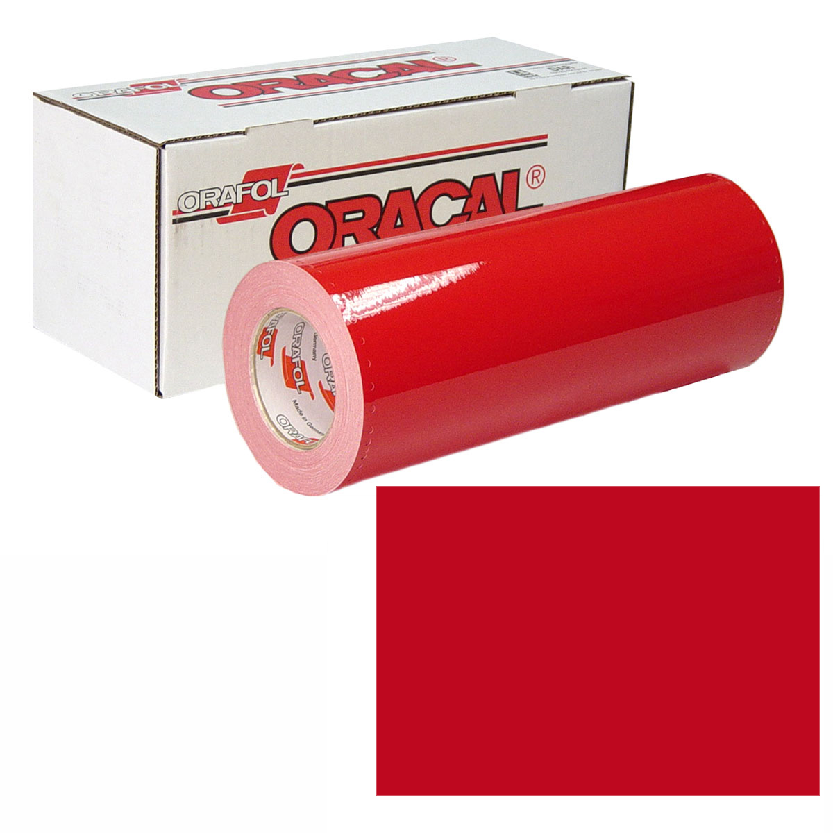 ORACAL 951 15In X 50Yd 028 Cardinal Red