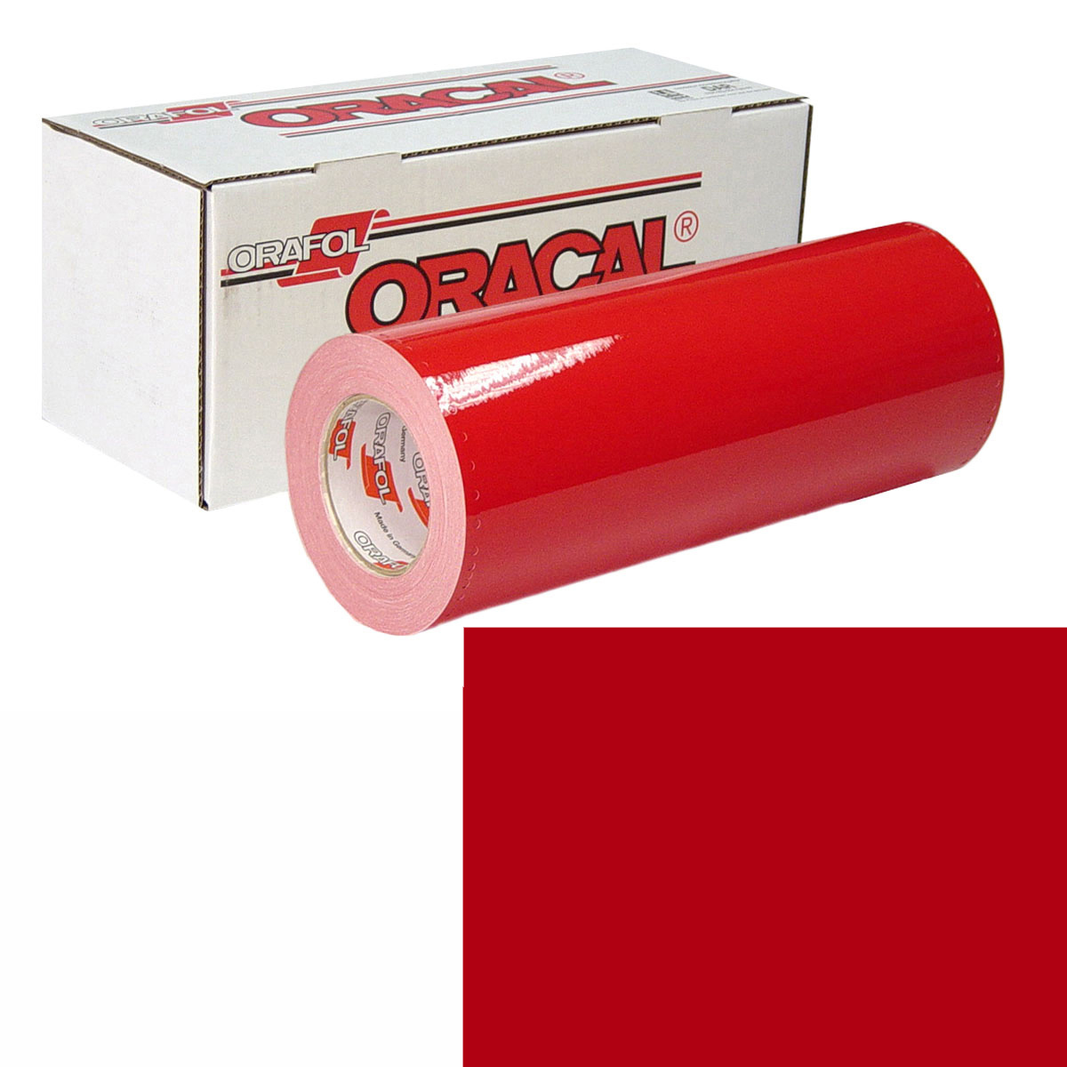 ORACAL 951 15in X 50yd 305 Geranium Red