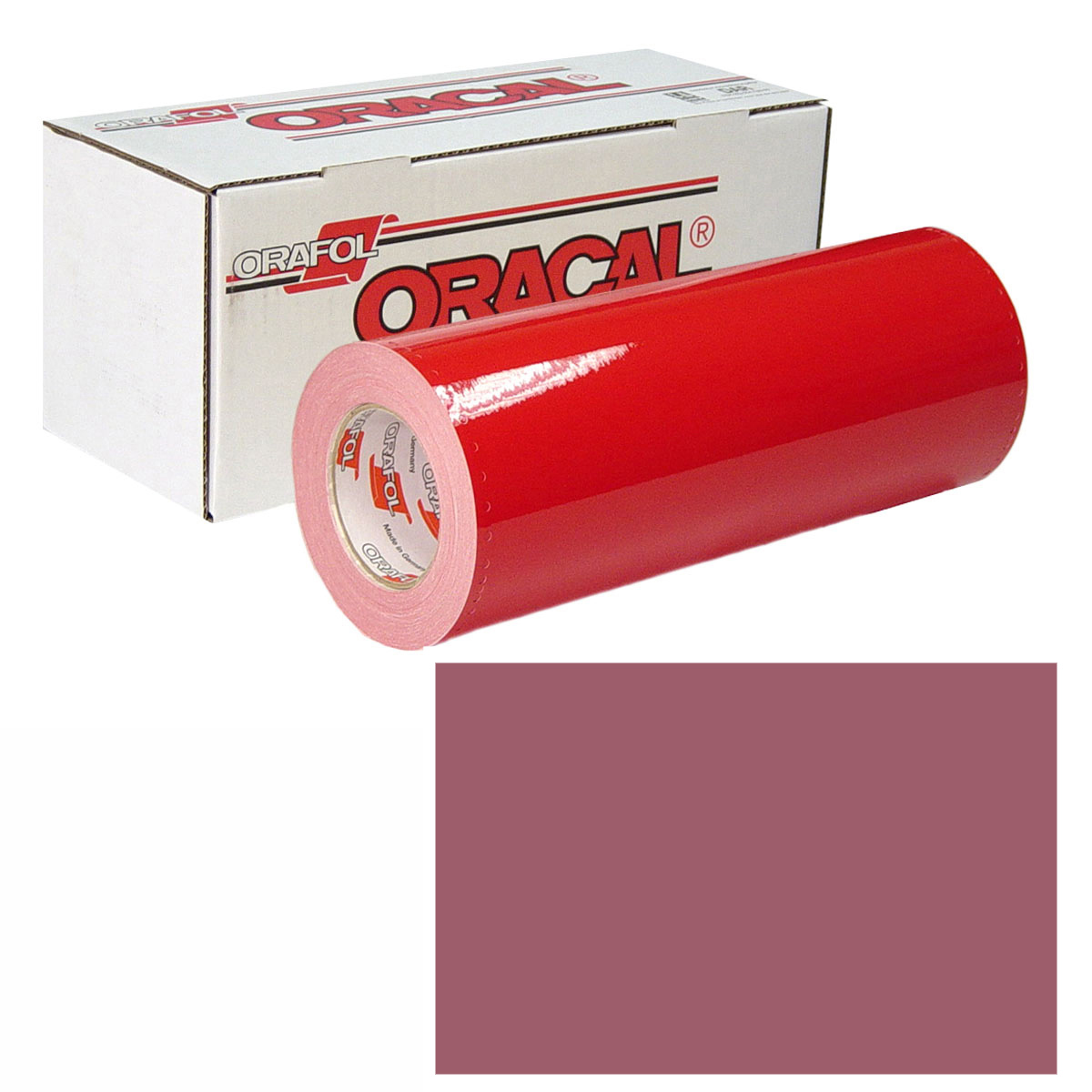 ORACAL 951 15in X 50yd 026 Purple Red