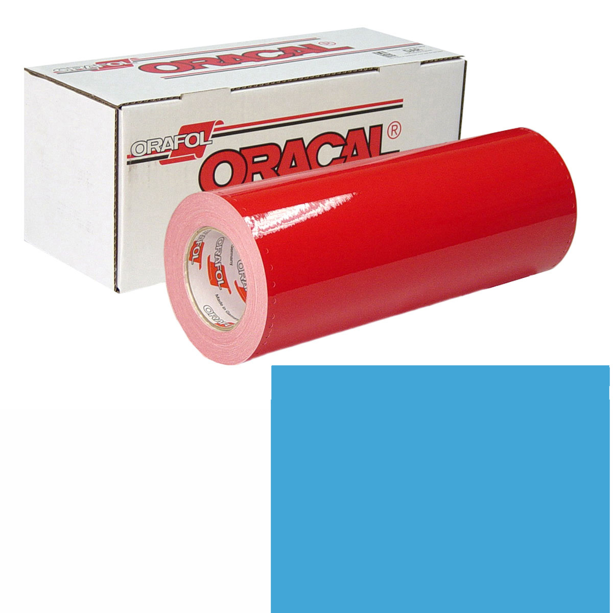 ORACAL 951 15In X 50Yd 056 Ice Blue