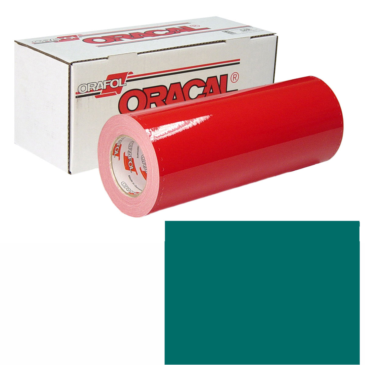 ORACAL 951 15in X 50yd 628 Sea Green