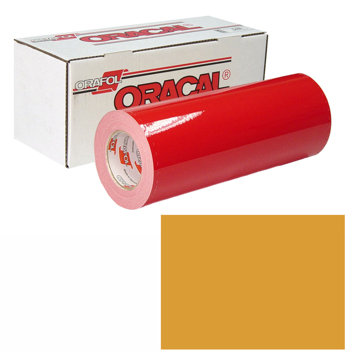 ORACAL 951 15in X 50yd 820 Golden Brown