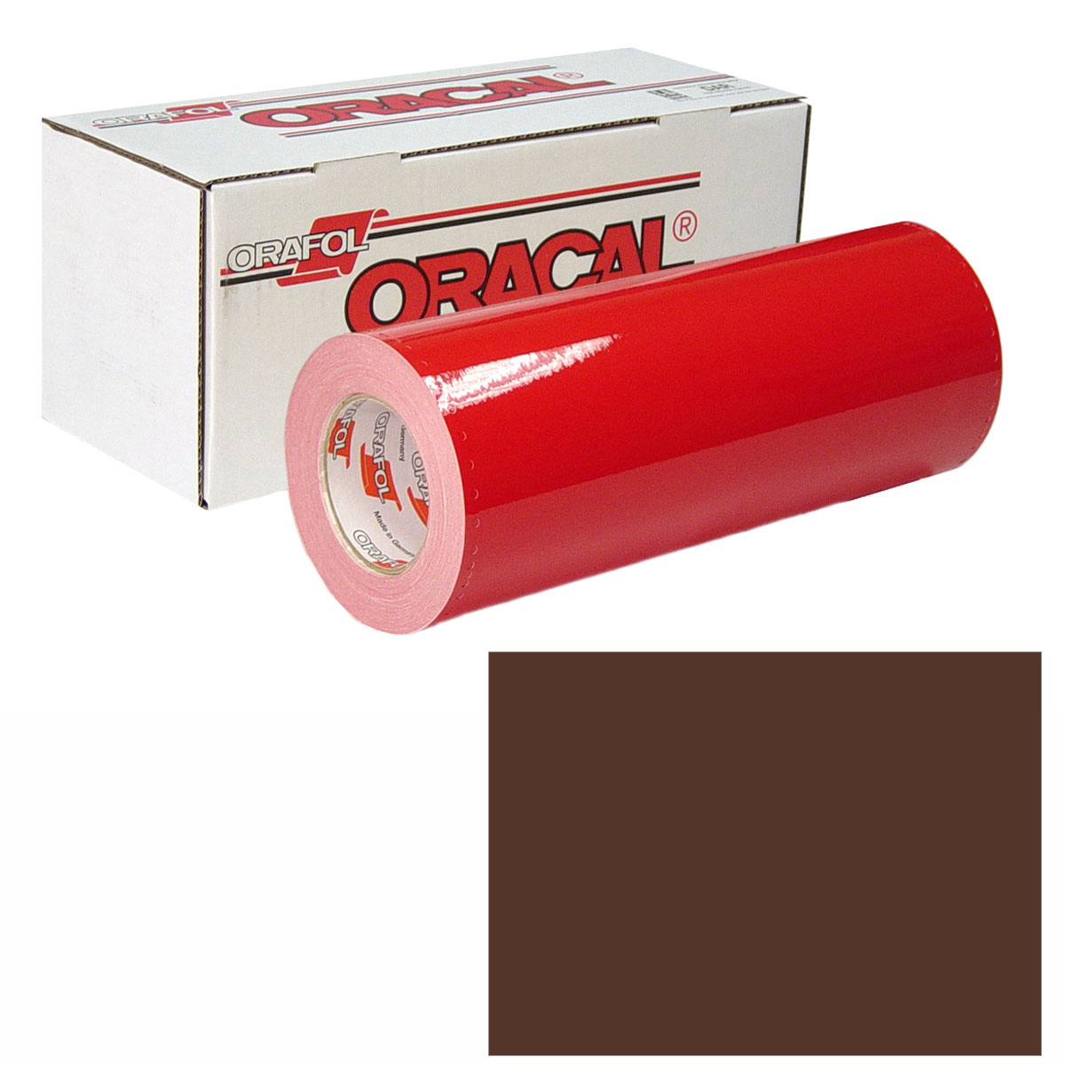 ORACAL 951 15in X 50yd 810 Cocoa Brown
