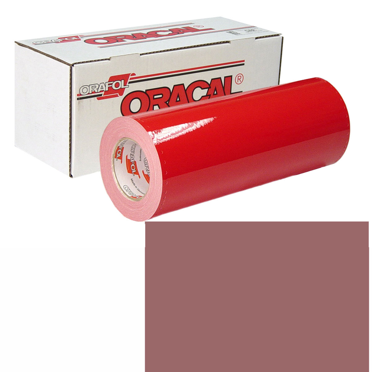 ORACAL 951 15in X 50yd 079 Red Brown