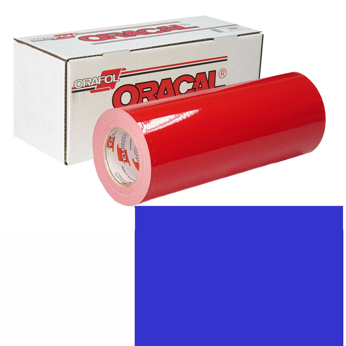 ORACAL 951 15in X 50yd 086 Brilliant Blue