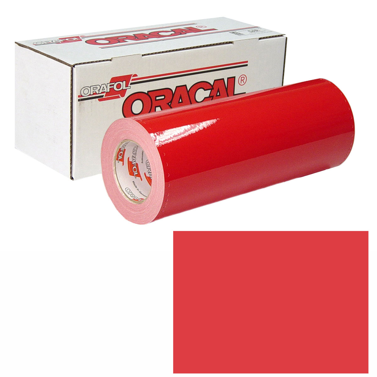 ORACAL 951 15In X 50Yd 347 Red Coral