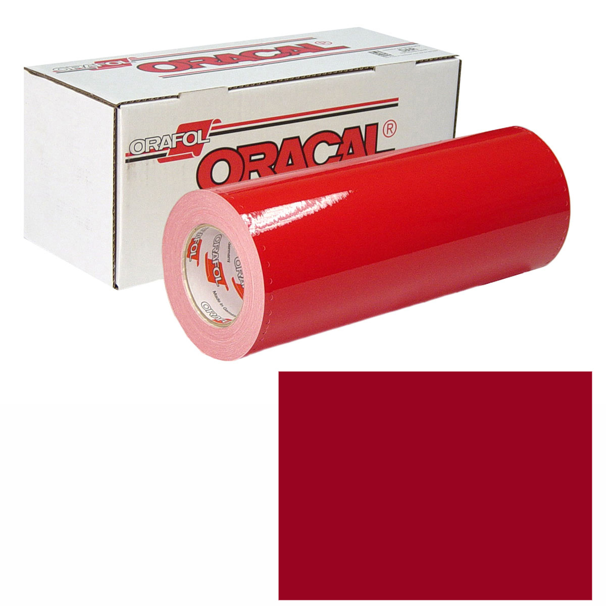 ORACAL 951 15in X 50yd 348 Scarlet Red