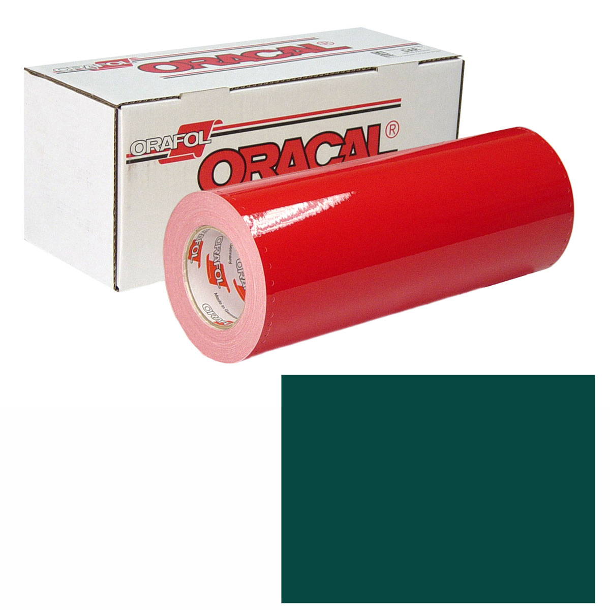 ORACAL 951 15in X 50yd 635 Forest Green