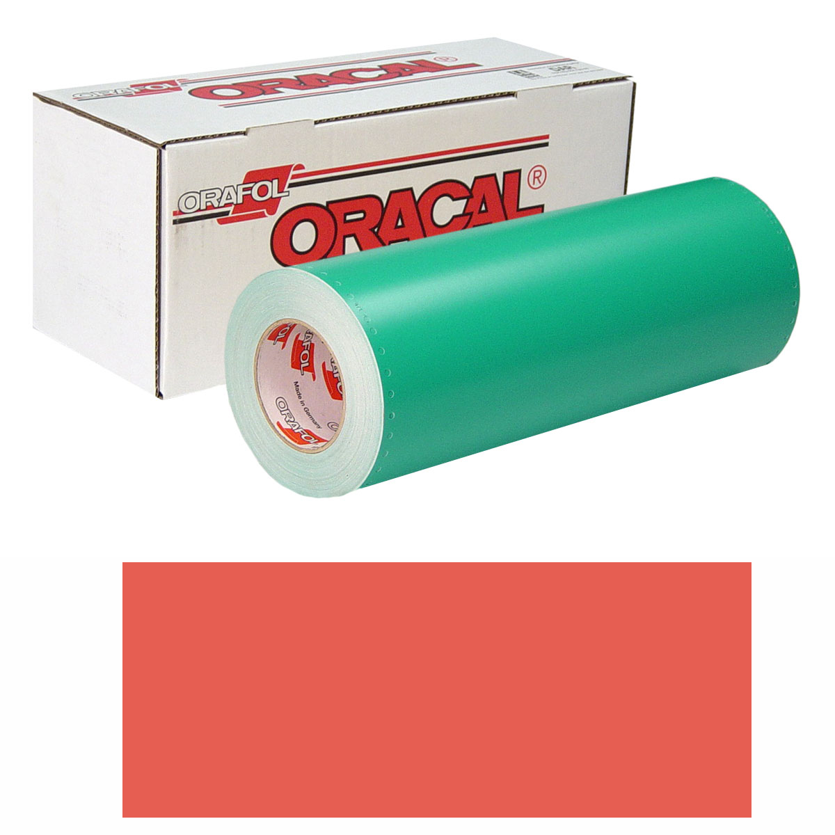 ORACAL 8500 Unp 48in X 50yd 016 Crimson
