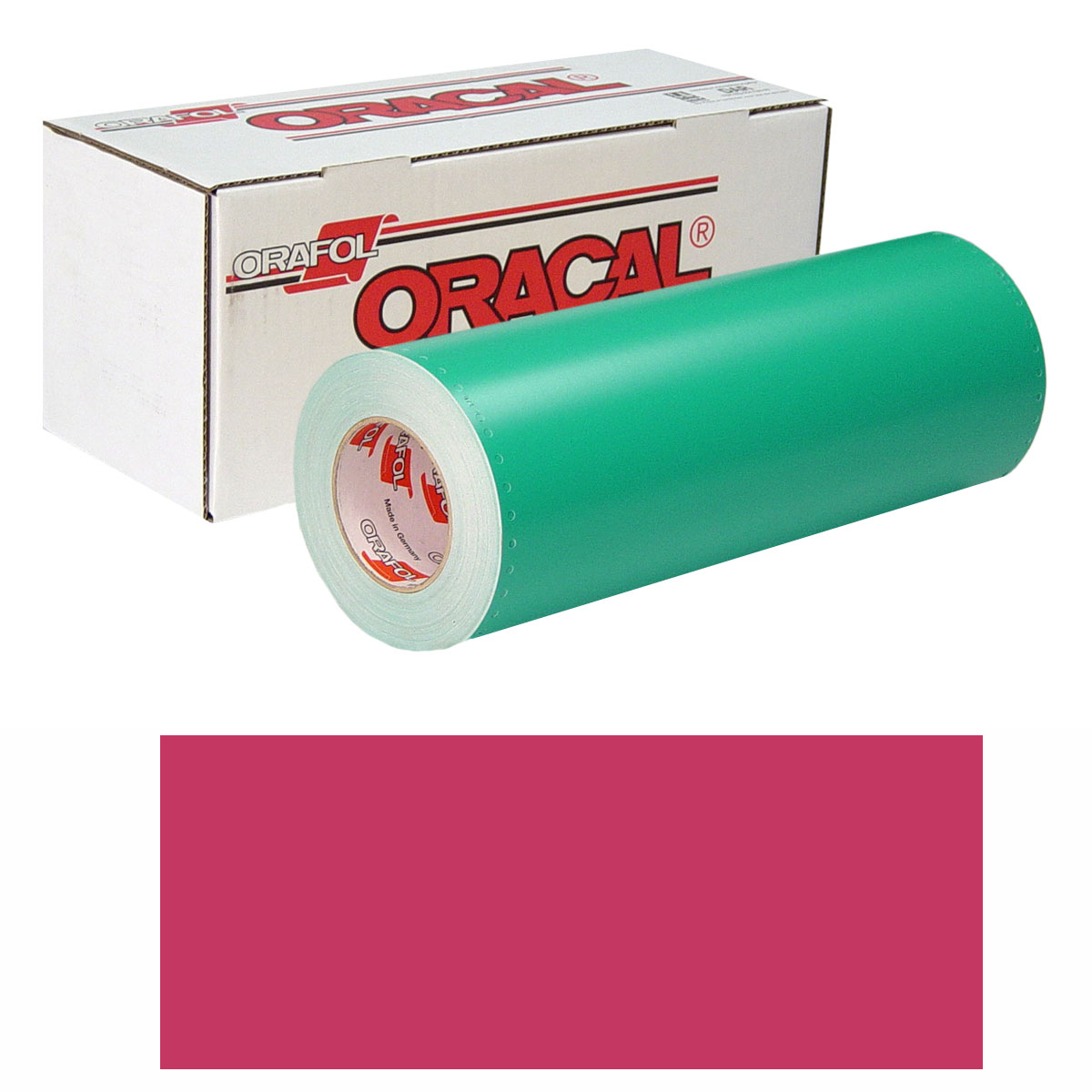 ORACAL 8500 30in X 50yd 031 Red