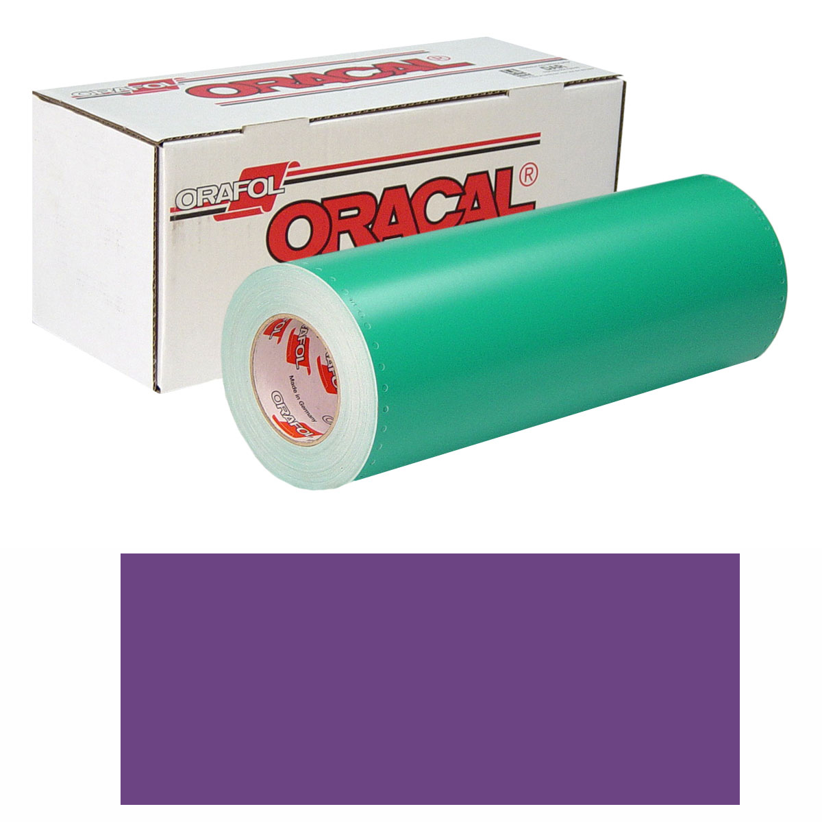 ORACAL 8500 15In X 10Yd 040 Violet