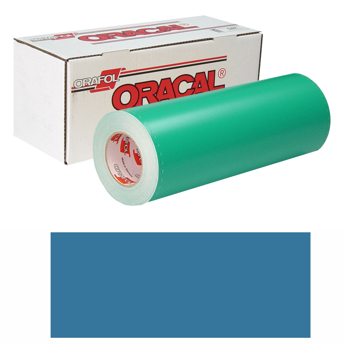 ORACAL 8500 Unp 24In X 50Yd 051 Gentian Blue
