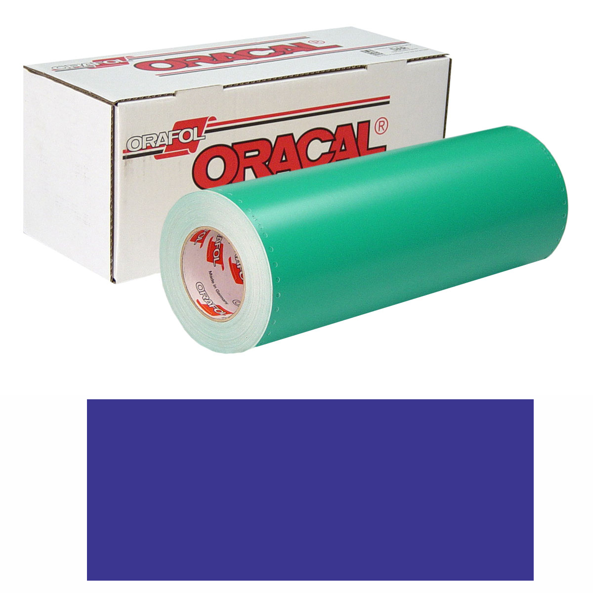 ORACAL 8500 15In X 10Yd 049 King Blue