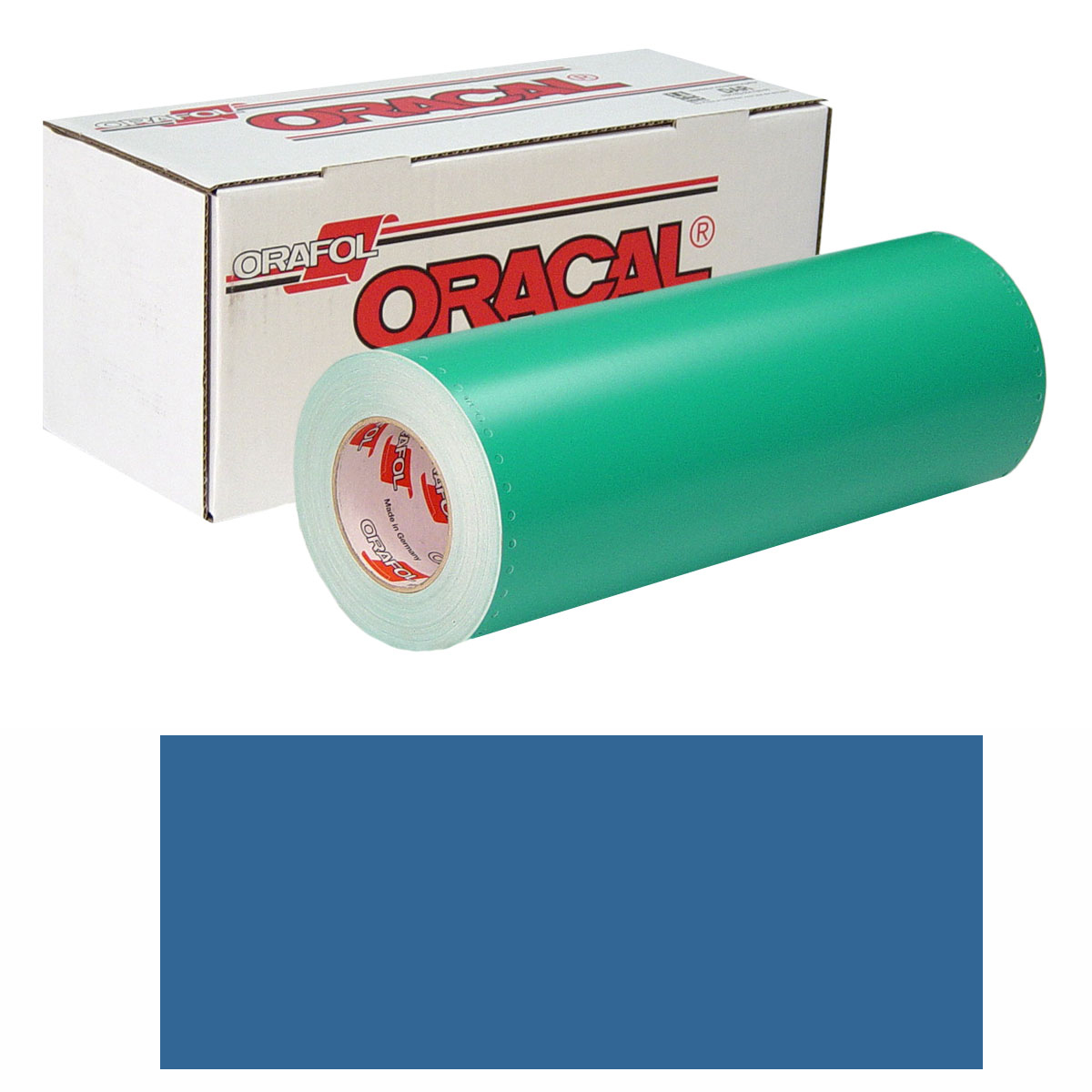 ORACAL 8500 15in X 50yd 066 Turquois Blue