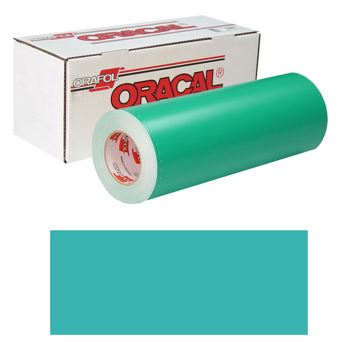 ORACAL 8500 Unp 24In X 50Yd 054 Turquoise