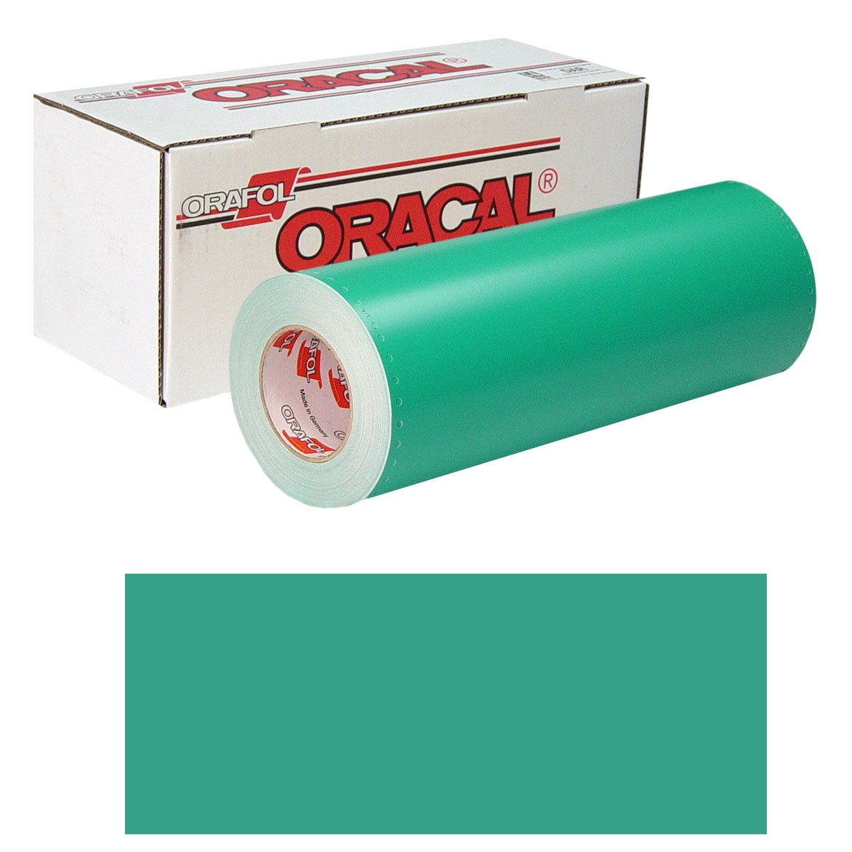 ORACAL 8500 15in X 10yd 009 Middle Green