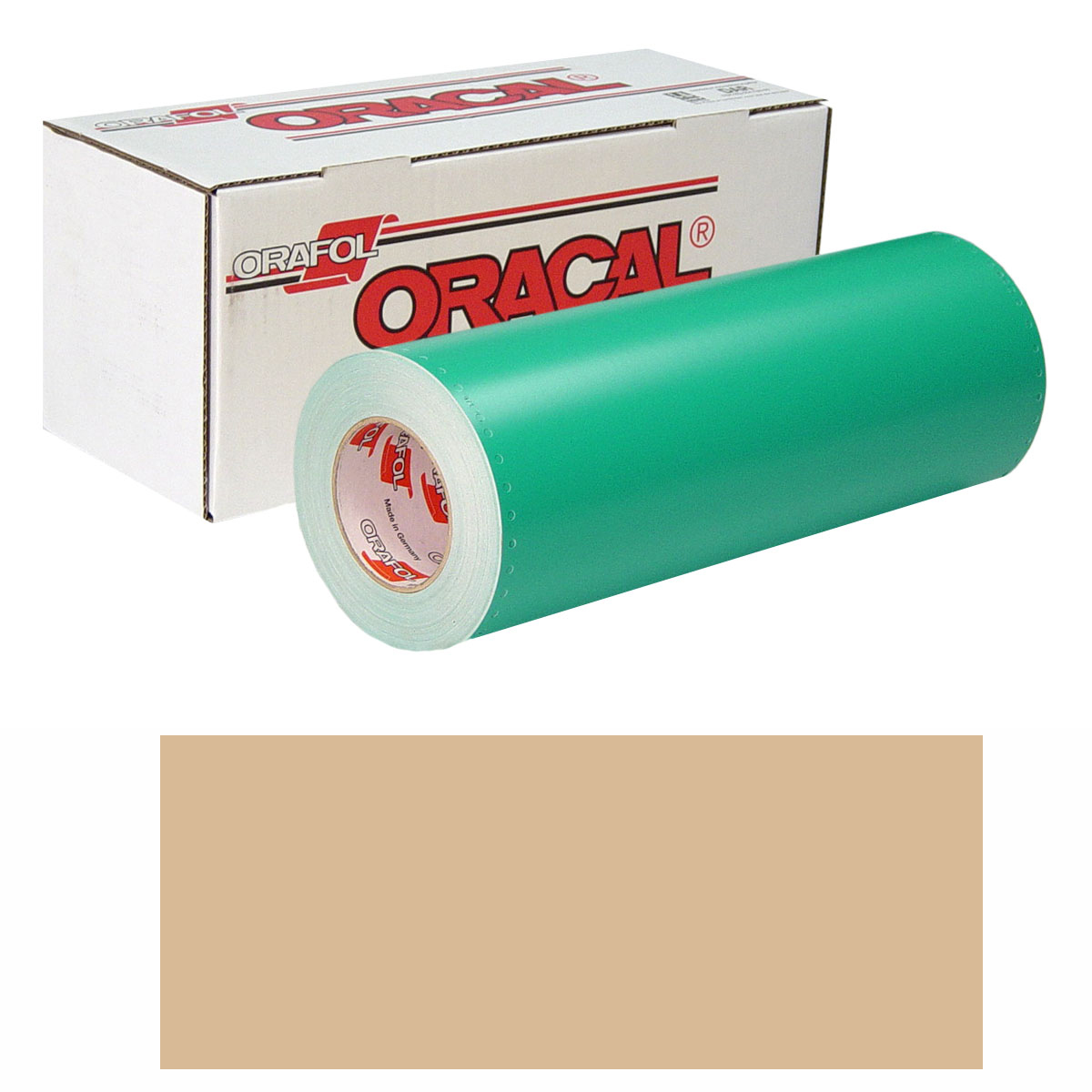 ORACAL 8500 Unp 48In X 10Yd 081 Light Brown