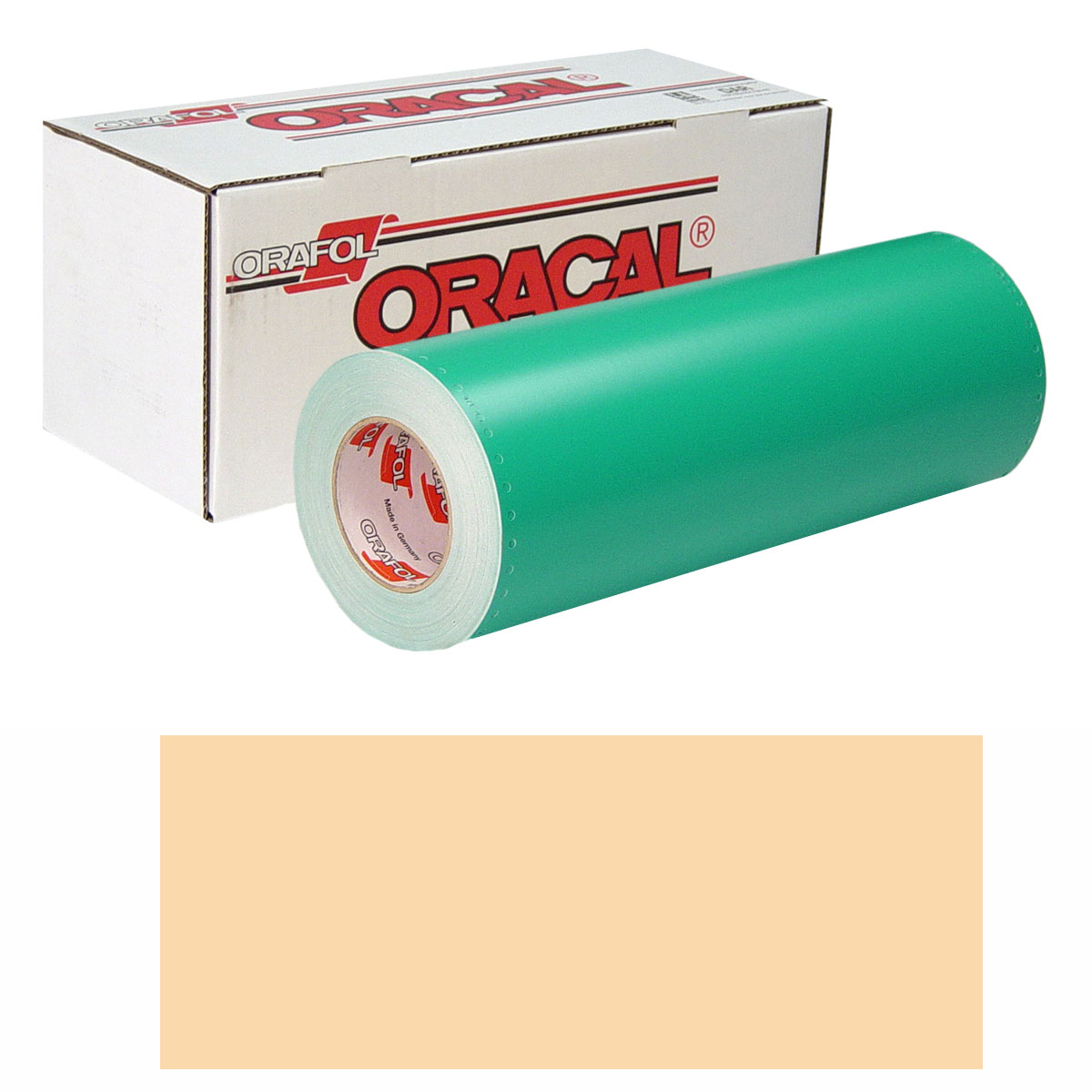 ORACAL 8500 30In X 50Yd 011 Pale Brown