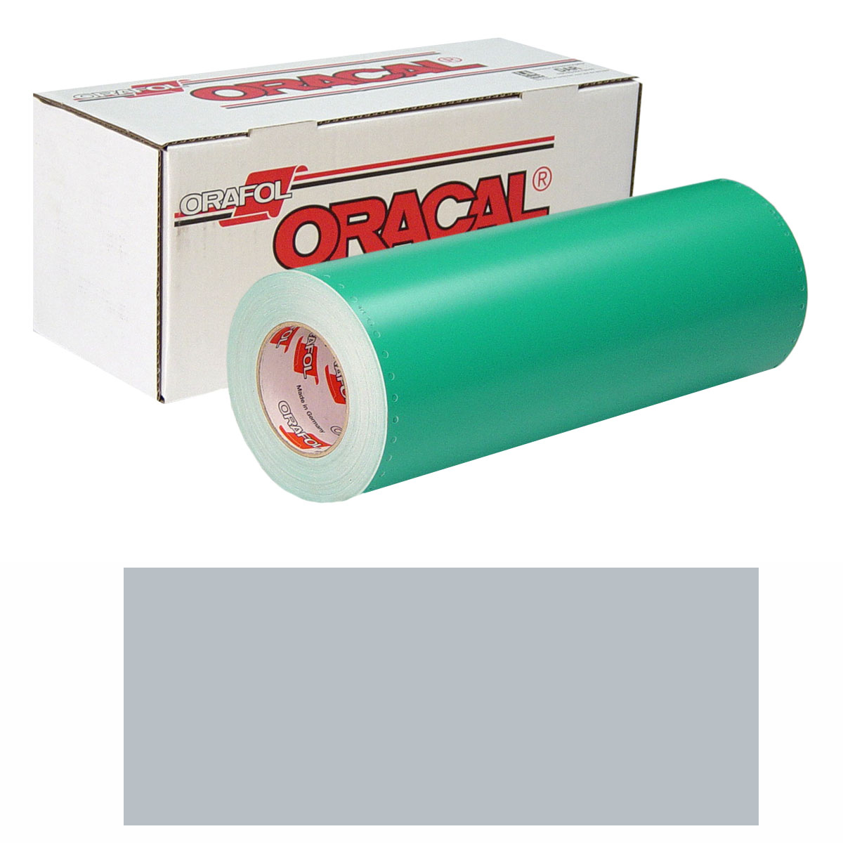 ORACAL 8500 Unp 24In X 50Yd 090 Silver