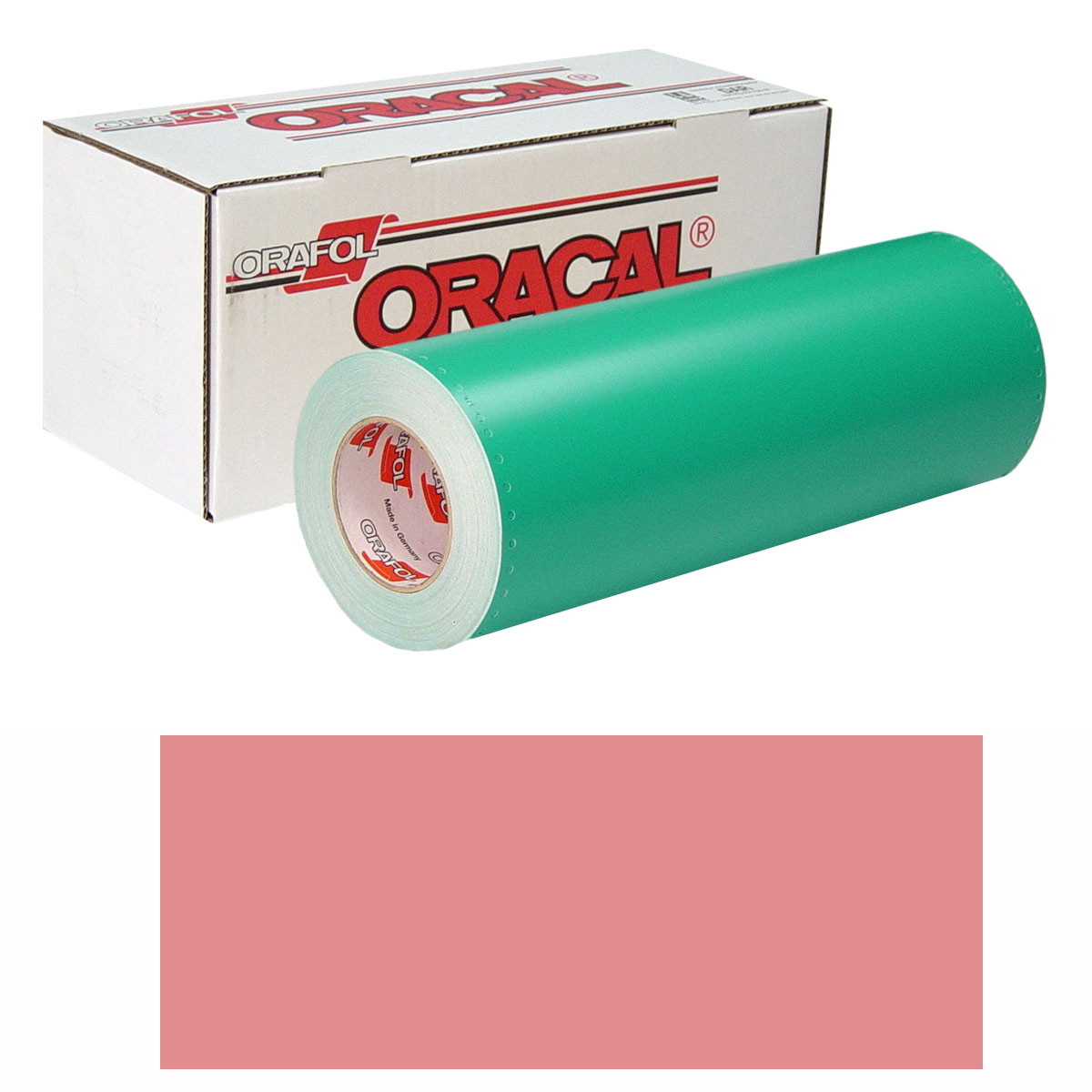 ORACAL 8500 Unp 24in X 50yd 085 Pale Pink