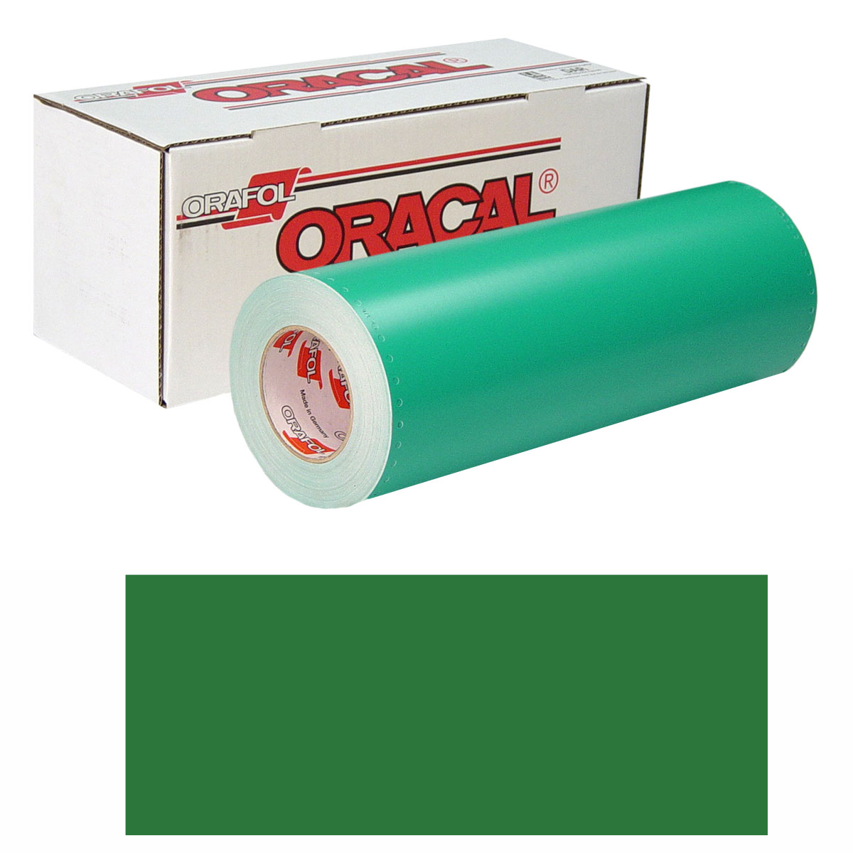 ORACAL 8500 15In X 10Yd 614 Reed Green