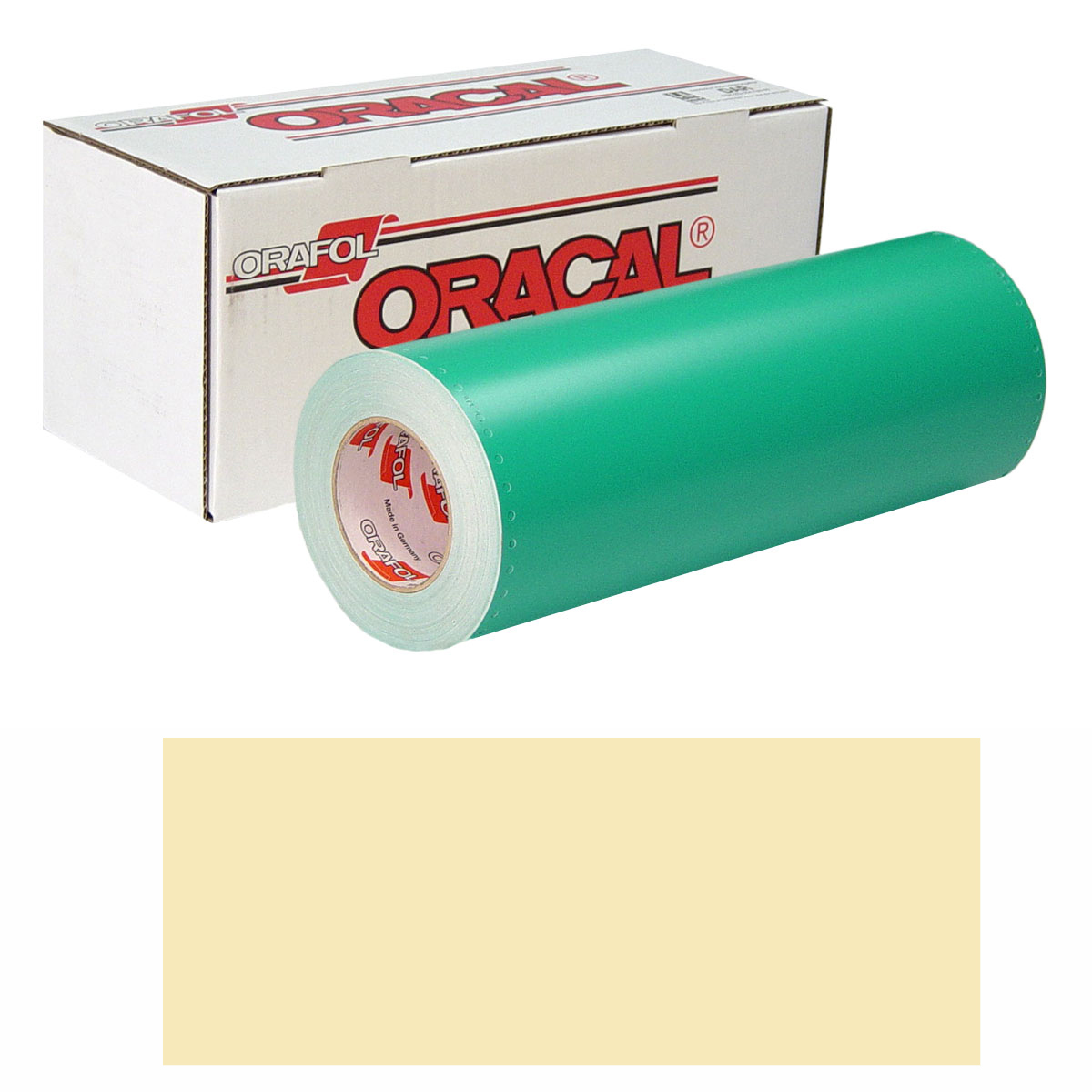 ORACAL 8500 Unp 24In X 50Yd 805 Ivory
