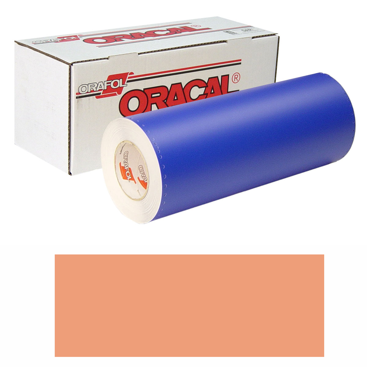 ORACAL 8300 Unp 24In X 50Yd 033 Red-Orange