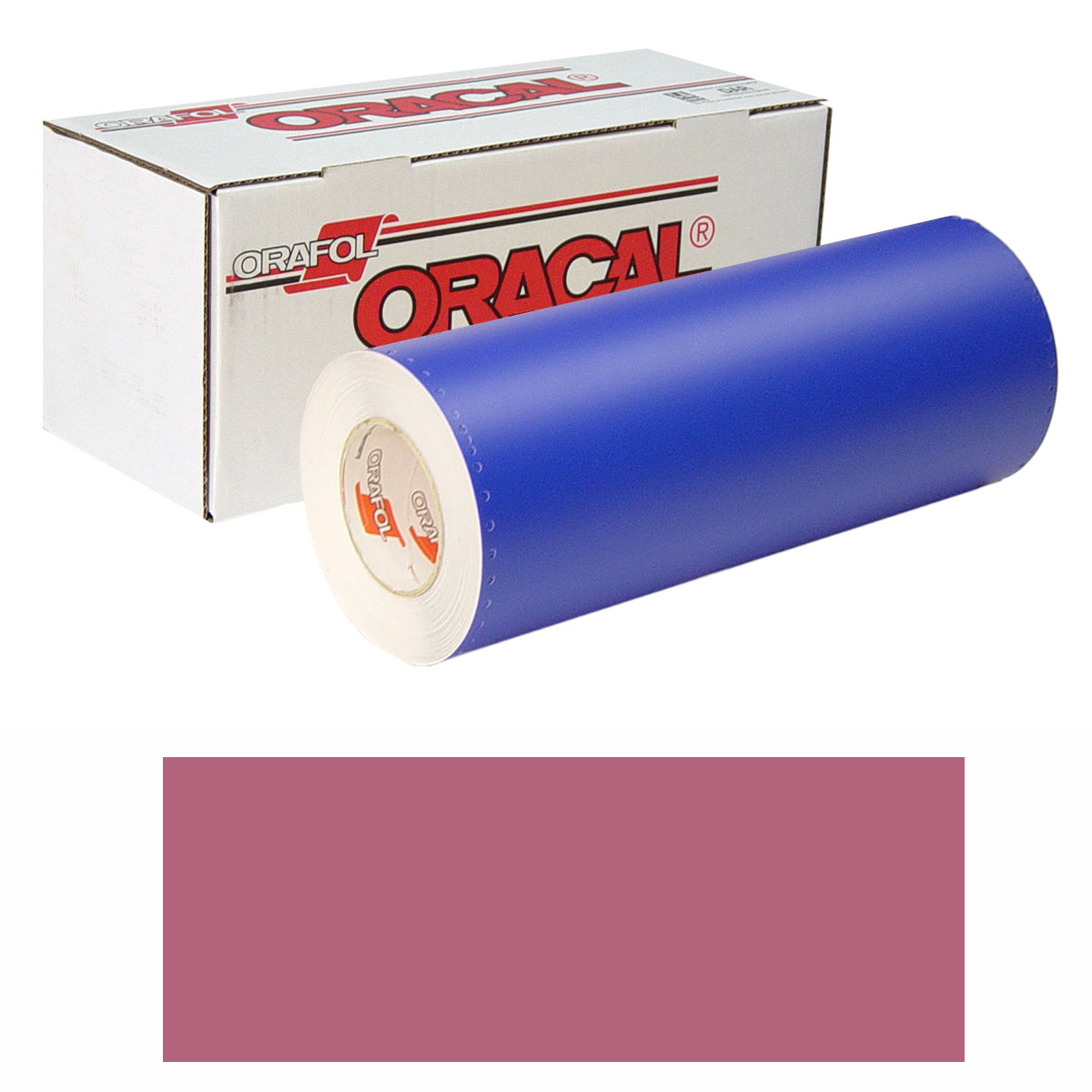 ORACAL 8300 Unp 24In X 10Yd 030 Dark Red