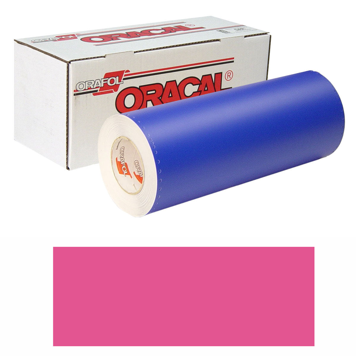 ORACAL 8300 Unp 24In X 50Yd 041 Pink
