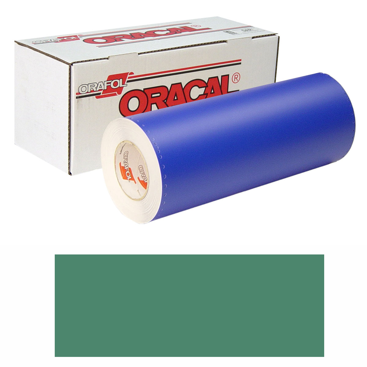 ORACAL 8300 Unp 24In X 10Yd 060 Dark Green