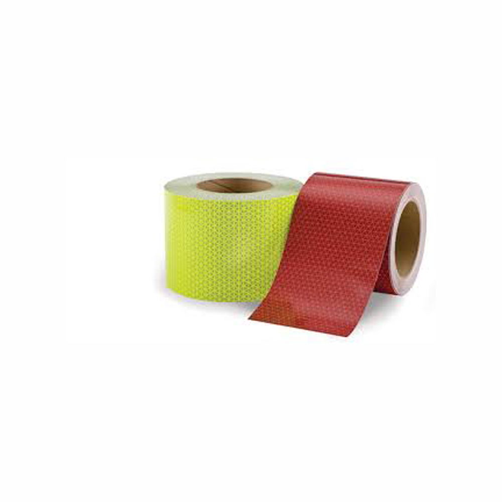 Reflexite V98 1 Each-6X150ft Red & Fluor Lime