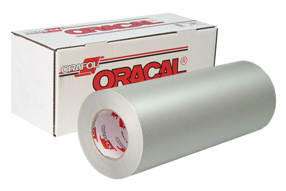 ORACAL 8710 Dusted Glass Cal Unp 24in X 50yd