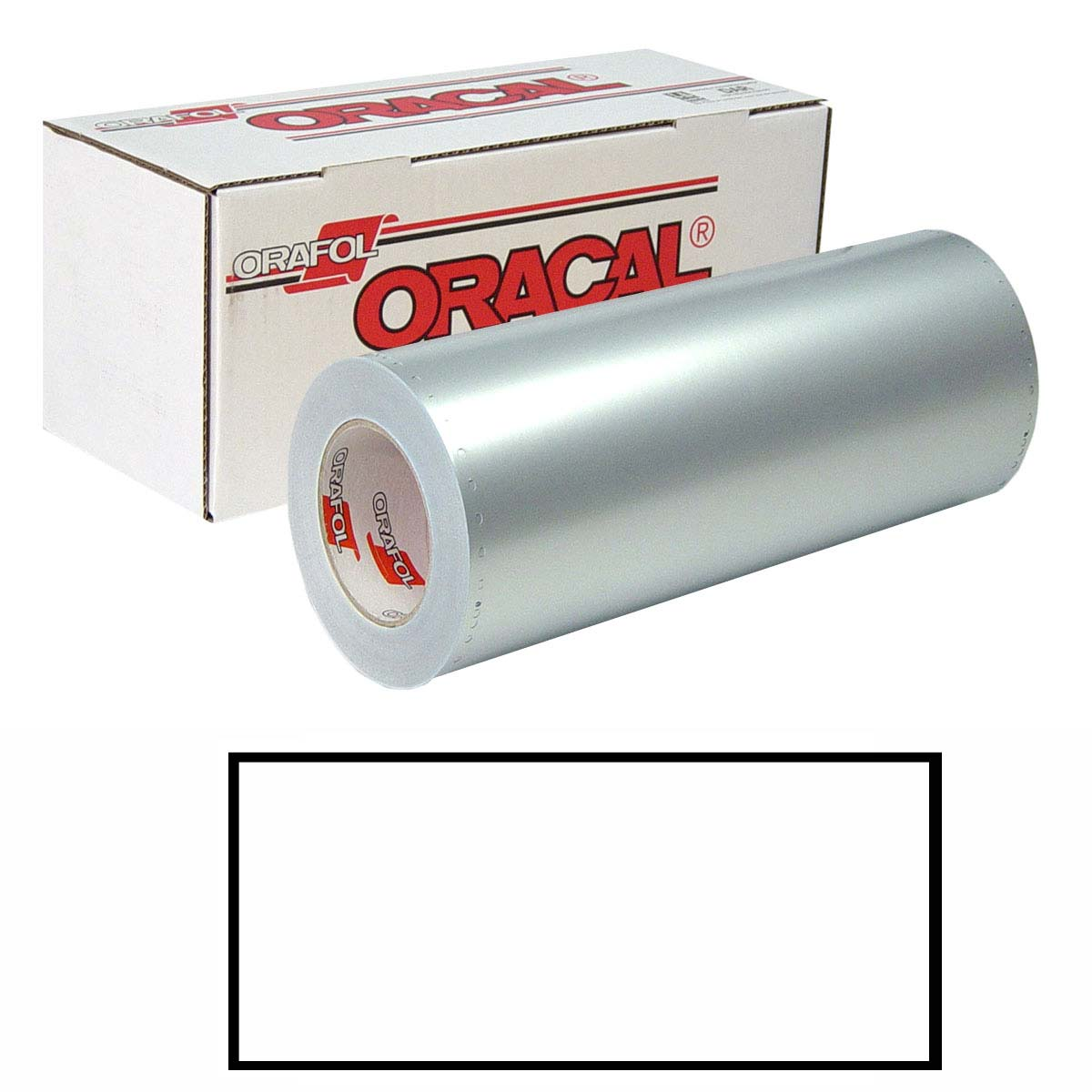 ORACAL 351 Polyester 30In X50Yd 000 Clear