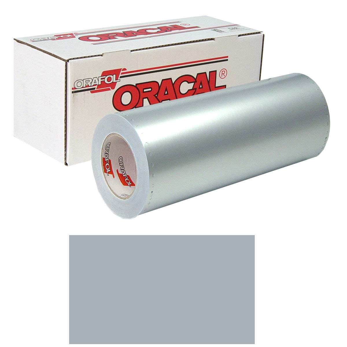 ORACAL 352 Print Poly 48In X10Yd 001 Chrome