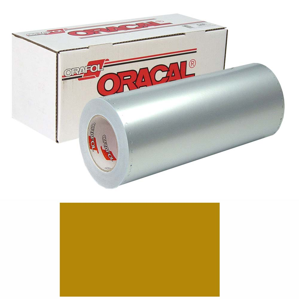 ORACAL 351 Poly Unp 48in X 50yd 911 Ds-Gold
