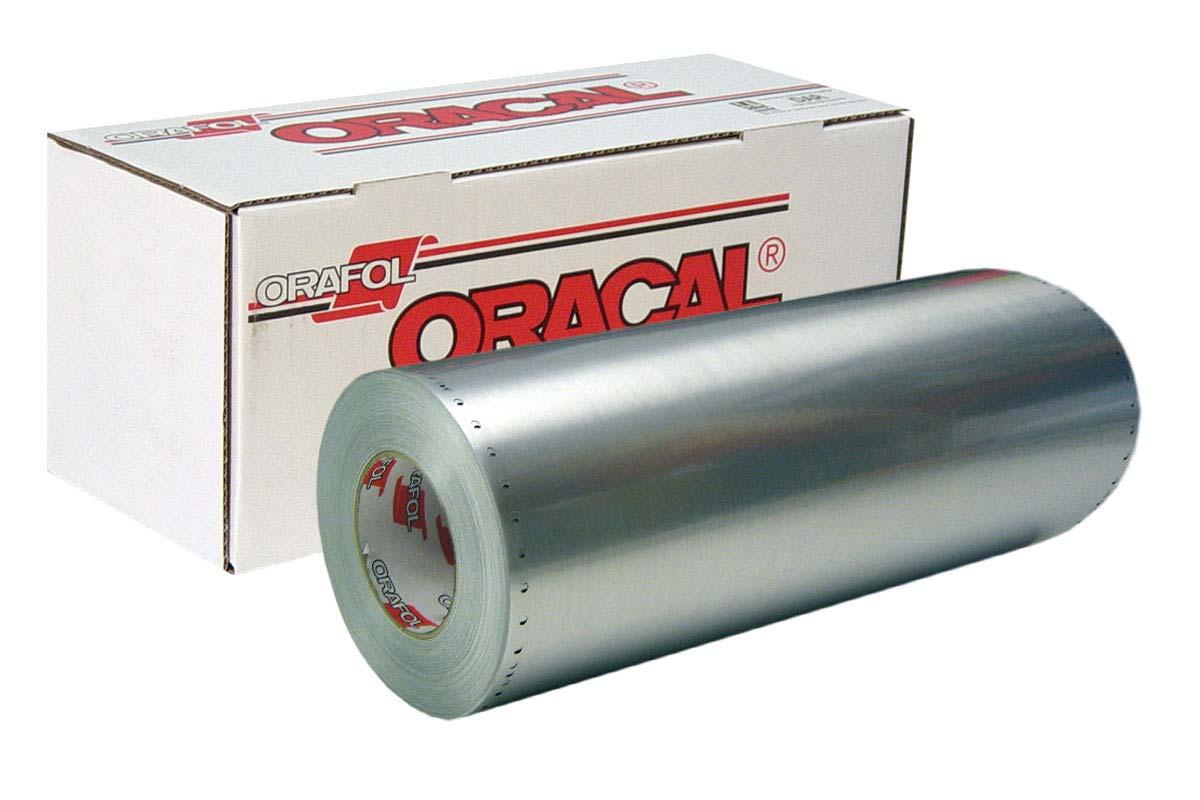 ORACAL 352 Print Poly 30In X10Yd 907 B-Chrm