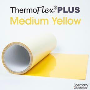 Thermoflexplus 15In Punch X 15Ft Med Yellow