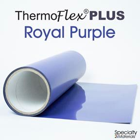 Thermoflex Xtra 15In X 15Ft Royal Purple
