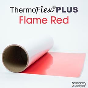 Thermoflexplus 20In Unp X 15Ft Flame Red