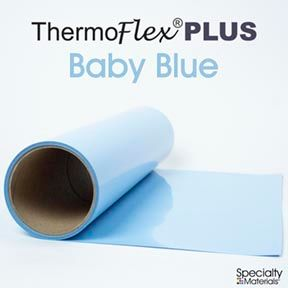 ThermoFlex Plus 30in X 15ft Pale Blue