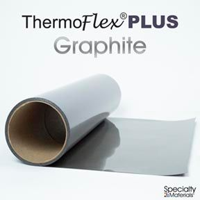 ThermoFlex Plus 15in-P X 15ft Graphite