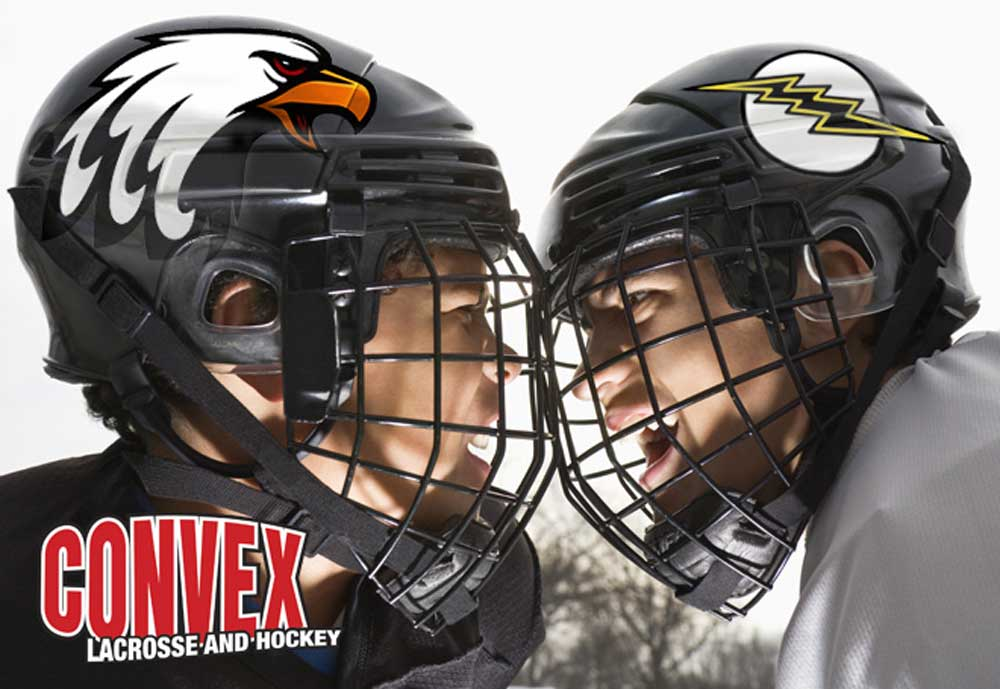 Convex Lacrosse and Hockey