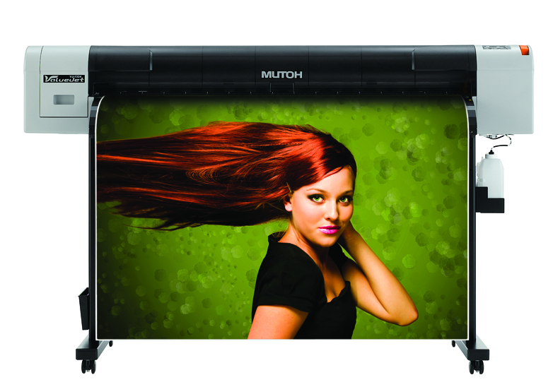 Mutoh 54-Inch ValueJet 1324X Inkjet Printer