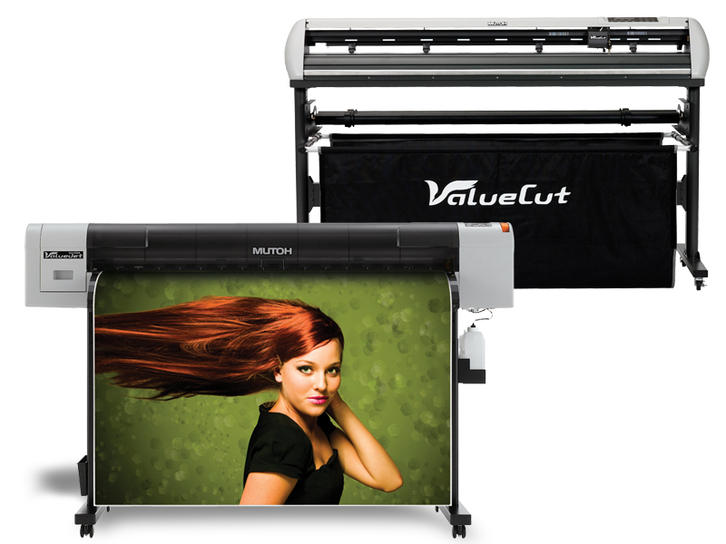 Mutoh ValueJet 1204Plus